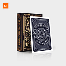 Xiaomi Mijia Playing Cards Poker Board Games Werewolf KillGame Playing Cards Waterproof Cards Party Gathering Game Cards(China)