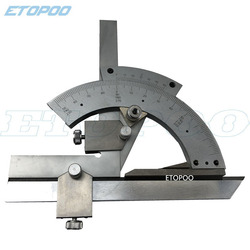 Etopoo Genuine Product 0-320 Degree Versatile Angle Ruler Protractor Angle Ruler 0-320 du wan Square