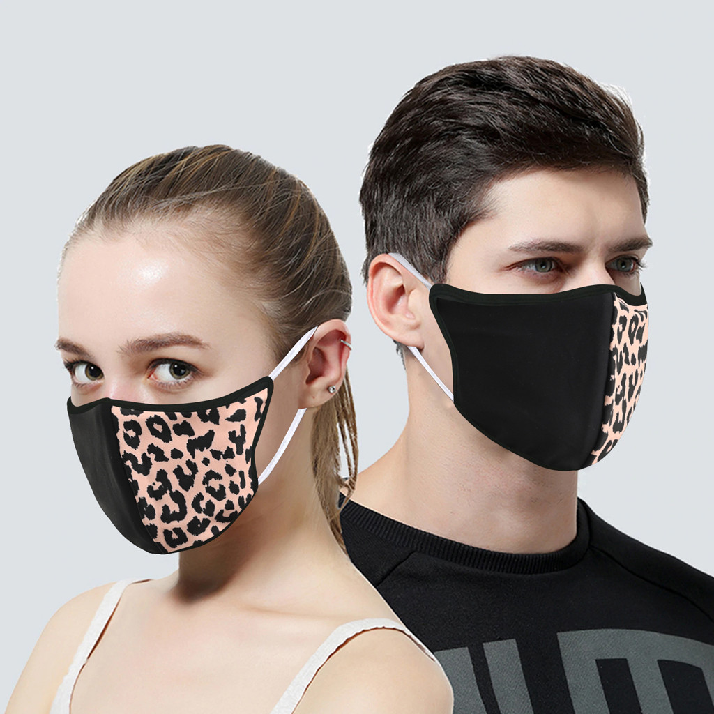 Hb54c54a88dd945d3bb777415861ec646O In Stock Men Women Adult Outdoor Print Washable Print Breathable Face Cotton Mouth Reusable Earloop Mouth-muffle Health Care