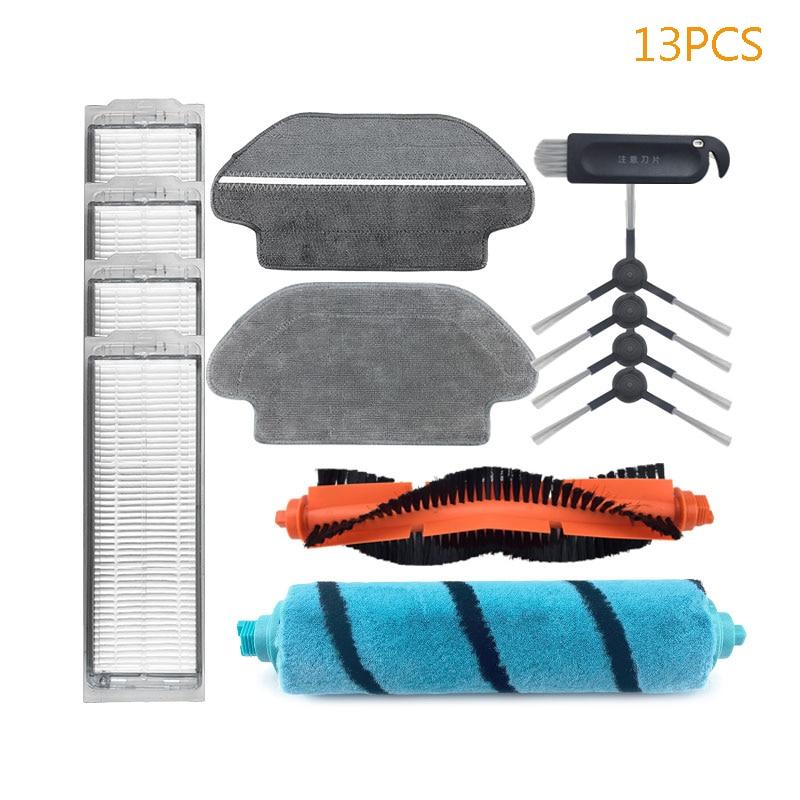 Robot aspirateur accessoires pour Xiaomi Mijia styj02ym MVXVC01-JG lavage dun aspirateur brosse hepa filtre pièces festool