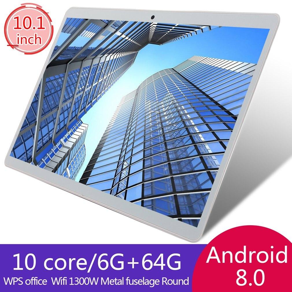10.1 Polegada tablet computador portátil computador portátil wifi mini netbook usb slot teclado mouse tablets gps telefone