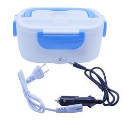 Container Lunchbox Beheizten Für Lebensmittel 12V 220V Thermos Tragbare Elektrische Lunch Box Lebensmittel Lunchbox Mittagessen Box