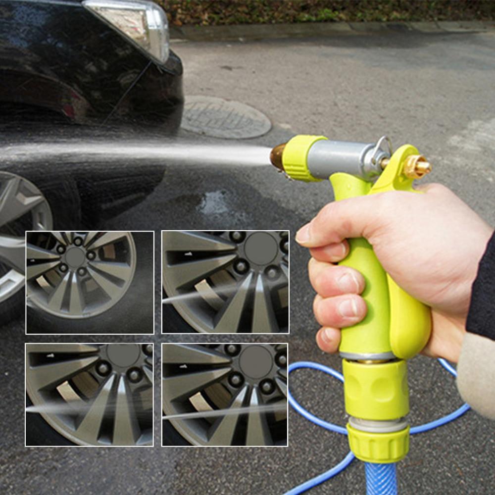 1PCS High Pressure Multifunctional Household Car Wash Water Gun Garden Watering Disinfection Water Gun