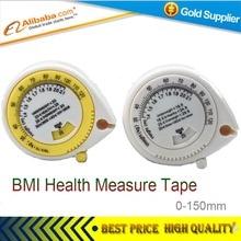 Капля воды BMI Индекс Массы Тела выдвижная лента 150 см измерительный калькулятор диета потеря веса лента для измерения жира