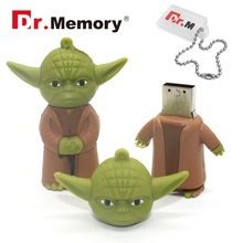 USB Star Wars Pendrive 16 GB USB Flash Drive 32GB R2D2 USB Key Darth Vader Memory