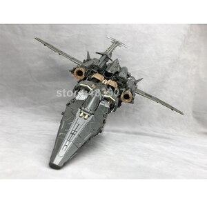 Image 5 - UT oyuncaklar aksiyon figürü oyuncakları UT R 03 R03 alaşım Mega Galva şövalye lider uçak deformasyon dönüşüm