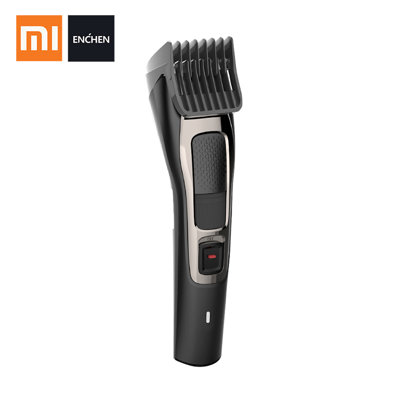 Xiaomi ENCHEN Sharp3S Men's Electric Hair Clipper USB Rechargeable Professional Hair Trimmer Hair Cutter For Men Adult Razor
