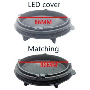 Image 5 - 1 pc per Chevrolet Malibu S00012415 lampada Frontale dust boot Posteriore della copertura del faro della lampada Allo Xeno HA CONDOTTO LA lampadina di estensione della polvere copertura