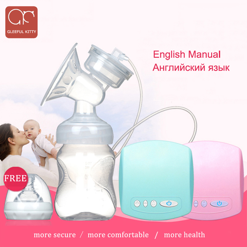 Christmas 2020 Intelligent Automatic Electric Breast Pumps Nipple Suction Milk Pump Breast Feeding USB Electric Breast Pump 510