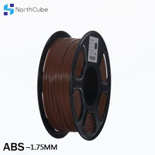 Abs Filament 3D Printer Gloeidraad 1.75 Mm 1Kg Afdrukken Materialen 3D Plastic Printing Filament Koffie(China)