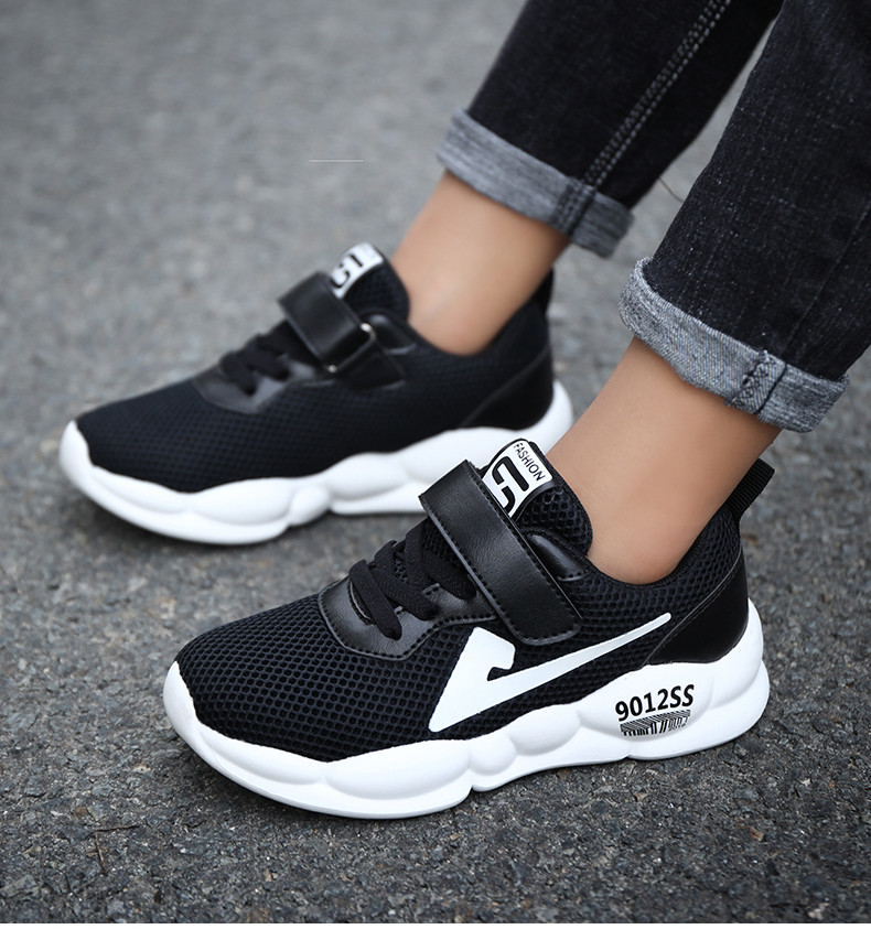 PINSEN Kids Shoes Boys Casual Children Sneakers For Boys Leather Fashion Sport Kids Sneakers 2019 Spring Autumn Children Shoes (15)