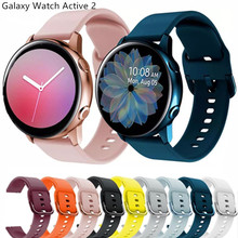 Watch-Strap 46mm 41mm-Band-Belt Bracelet Samsung 20mm 44mm Active 2 22mm for Galaxy 42mm