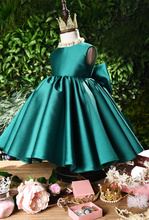 Girls Dress Newborn Clothes Prom Baptism Dress Cute Big Bow Baby Girl 1 Year Birthday Wear Toddler Kids Christening Gown