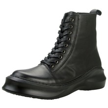 2020 Brand New Mens Winter Biker Shoes Luxury Real Leather M