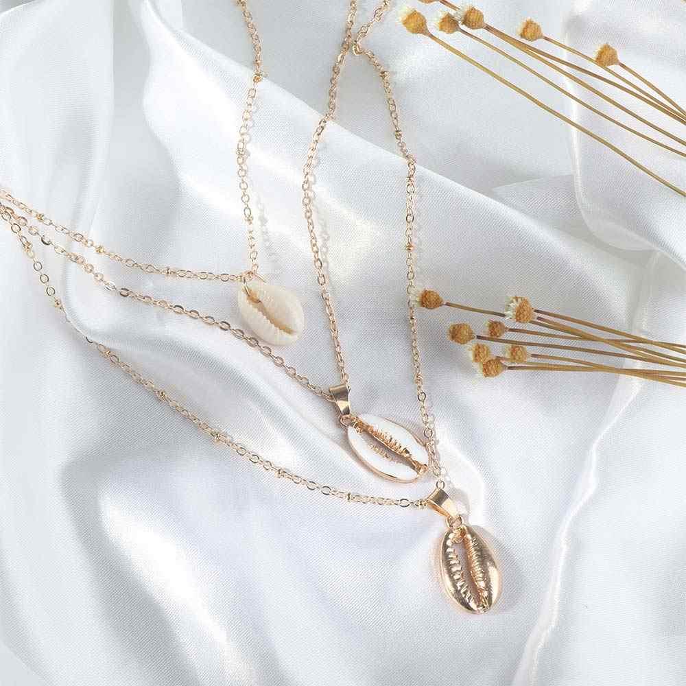 Punk wielowarstwowy Pearl Choker naszyjnik obroża komunikat maryi panny monety kryształ wisiorek naszyjnik kobiety biżuteria