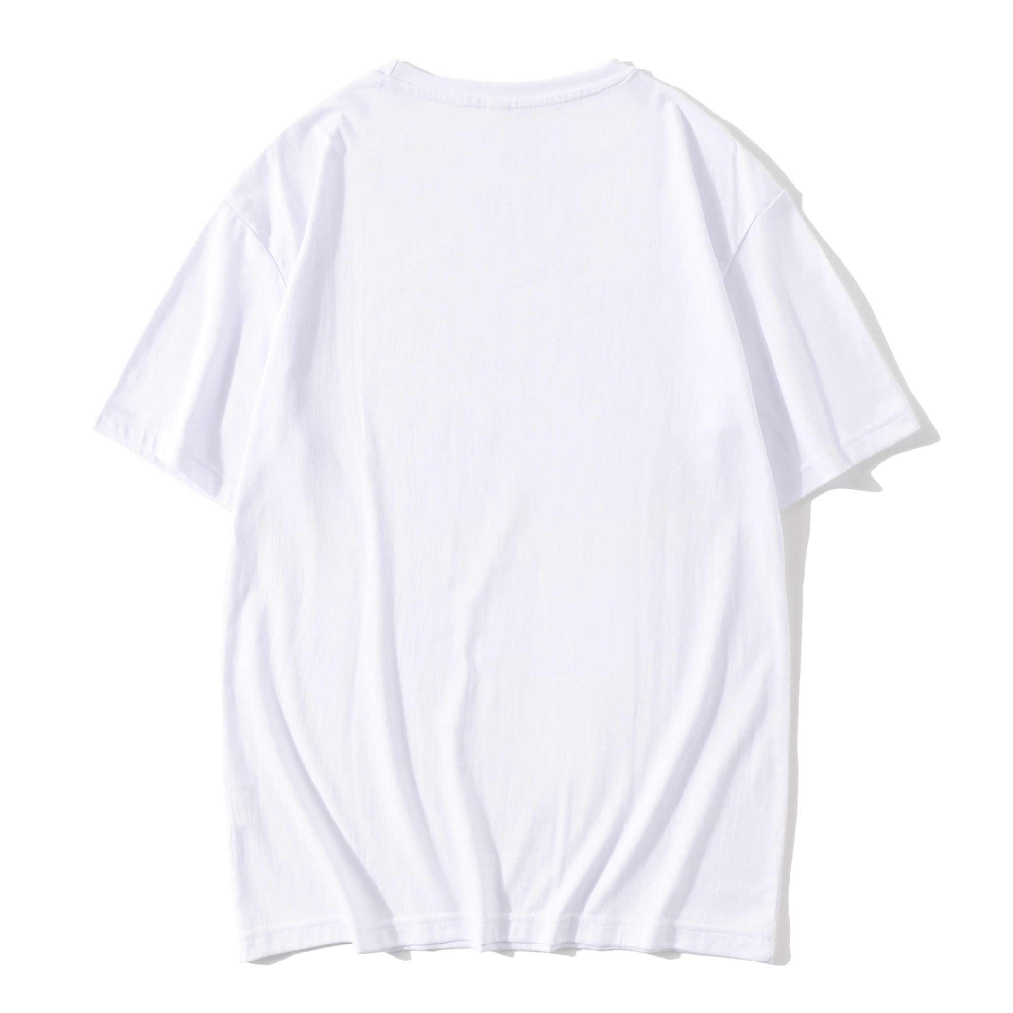 2020 zomer vrouwen T-shirt korte mouw top Koreaanse niet vandaag kitten print hot koop fashion multicolor