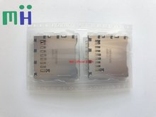 (1 PCS) ใหม่เดิม SD Card Slot สำหรับ Nikon D7100 D7200 D5300 ชิ้นส่วนซ่อมกล้อง
