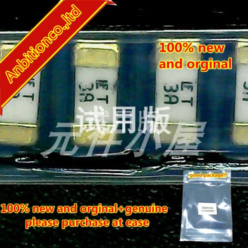 10pcs 100% New And Orginal 1808 3A 125V 3000MA Patch Fuse 24100451003. Mrl Original Strength Special In Stock