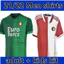 Menino v. persie adultos camisa crianças kit 21 22 feyenoordes camisa sinistera berghuis vilhena jorgensen novo 2021 2022 feyenoordes camisa