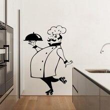 Виниловые наклейки на стену для кухни обои настенные домашнего