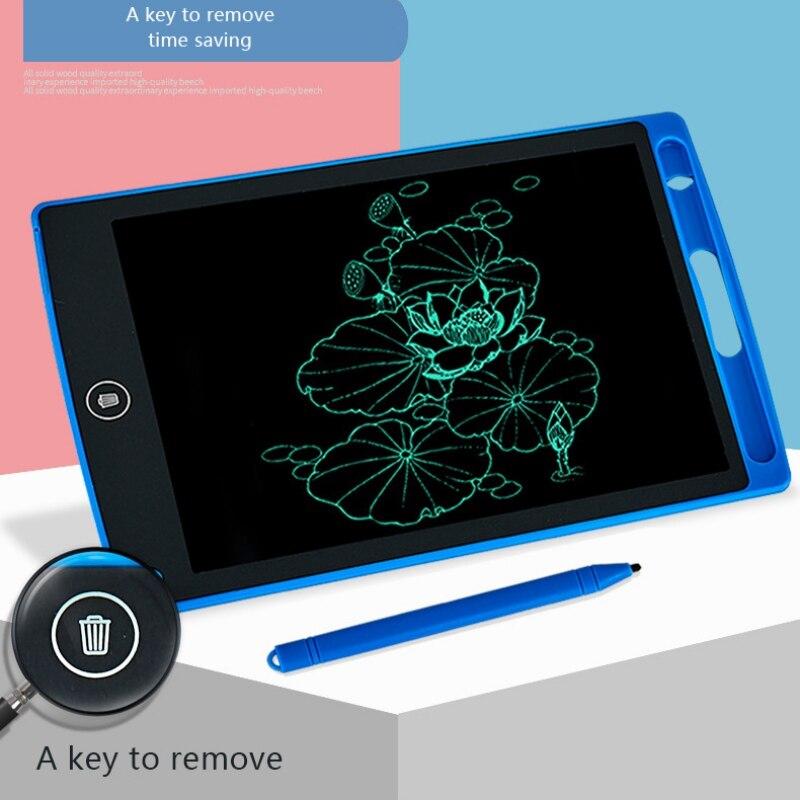 Новый ЖК дисплей Wordpad цифровой рисунок графическая обучающая игрушка портативный электронный планшет детские развивающие игрушки|Юный художник|   | АлиЭкспресс