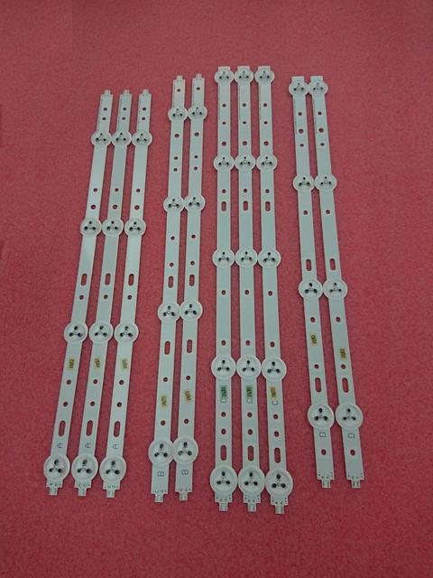 ! جديد الأصلي عدة 10 قطعة LED قطاع لتوتوشيبا 40D1333B 40L1333B 40PFL3208T LTA400HM23 SVS400A79 A/B/D/C/D SVS400A73