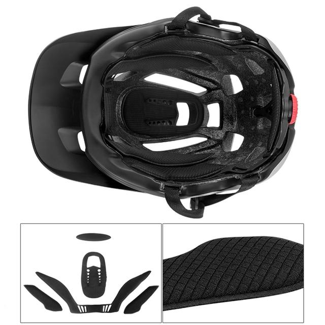 Batfox bicicleta das mulheres dos homens capacete de bicicleta ultra-leve estrada capacete de alta qualidade moldagem geral mtb ciclismo capacete casco 4