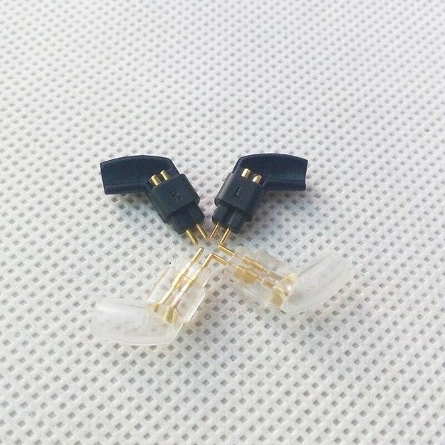 1 Pair New Upgrade UE11 ES3 W4R UE18 0.78mm Earphone Pins