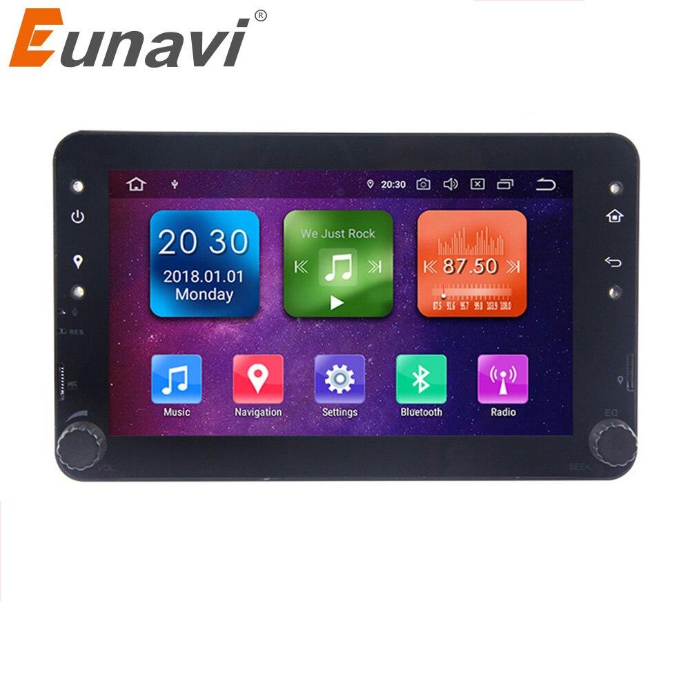 Eunavi 4G 64G Android 9 Auto DVD GPS für Alfa Romeo Spider Alfa Romeo 159 Brera 159 Sportwagon radio auto navigation tda7851 wifi