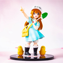 Anime Cells At Work Platelet Flags Ver PVC Action Figure Collectible Model doll toy 24cm 8style archetype he archetype she ferrite shfiguarts body kun body chan ver pvc action figure collectible model toy with box