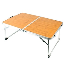 Picnic Simple Folding Table Durable Portable Aluminium Alloy Table Bbq Hiking Park Camping Travel Outdoor Ultra-Light Desk