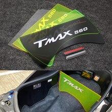 Yamaha tmax560 separador do tronco da placa de separação do compartimento de bagagem para tmax530 TMAX-560 2017 - 2020 placa de isolamento do compartimento