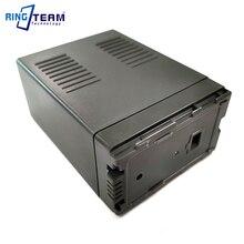 VW-VBG6 VWVBG6 VBG6 VW-VBG6GK Dummy Battery for Panasonic Camera AG-AC130 AG-AC160 AG-AF100 AG-AF100A AG-HMC70 / Light / Monitor dste vw vbk360 battery