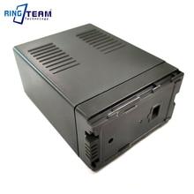 цена на VW-VBG6 VWVBG6 VBG6 VW-VBG6GK Dummy Battery for Panasonic Camera AG-AC130 AG-AC160 AG-AF100 AG-AF100A AG-HMC70 / Light / Monitor