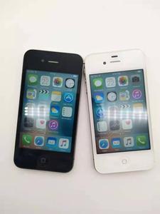 Image 2 - IPhone 4S Original Fabrik Entsperrt Apple iPhone 4S IOS Dual Core 8MP WIFI WCDMA Mobile handy TouchScreen iCloud telefon