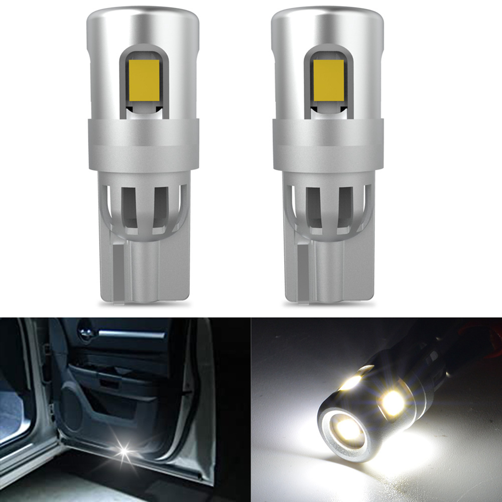 2x W5W T10 светодиодный лампы 2825 парковочные фары автомобиля боковой маркер номерной знак лампа для Kia Sportage R Ceed Rio 3 4 K2 K5 KX5 Sorento