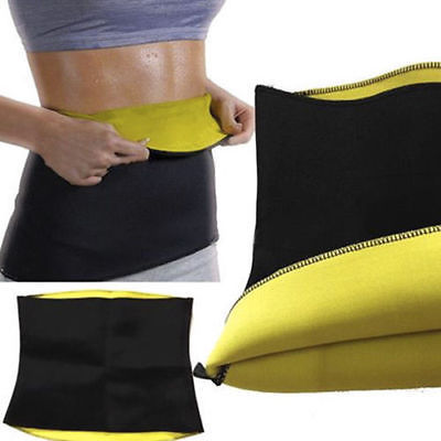 Waist Band Gym Fitness Sports Exercise Waist Support Pressure Protector Body Shapewear Belt Slim Training Sweat For Women Men 1