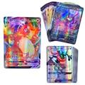 50-300 шт французская версия Pokemon Card с 145 V 54 VMAX 200 Gx 100 Tag Team 20 MEGA 20 EX 1 Tarak