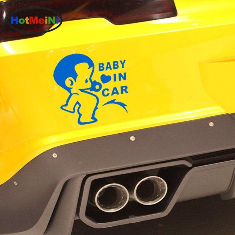 """""""HotMeiNi"""" automobilio stilius Mielas juokingas JDM vaikas - Automobilių išoriniai aksesuarai - Nuotrauka 3"""