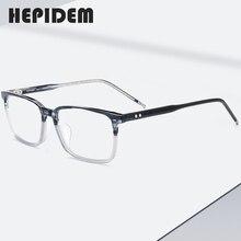 Acetat Brille Rahmen Männer Platz Nerd Brillen Neue Männliche Myopie Optische Rahmen Koreanische Klar Brillen brillen