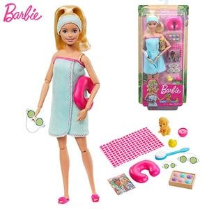 Image 5 - Кукла Барби с 22 суставами, оригинальная развивающая Йога для новорожденных девочек, подарок на день рождения