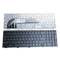 US Laptop keyboard For HP probook 4540 4540S 4545 4545S 4740 4740S Black English without frame keyboard