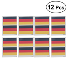 12pcs Country Flag T...