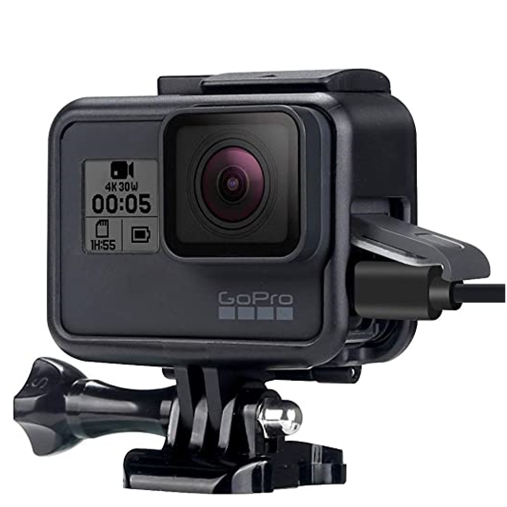 Housing-Case Camcorder Gopro-Accessories Action-Camera Hero5 Black For Gopro 7/6 5-Protective-Frame