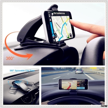 car Phone Dashboard Holder 360 Degree bracket Mount for BMW E34 F10 F20 E92 E38 E91 E53 E70 X5 M M3 E46 E39 E38 E90 image