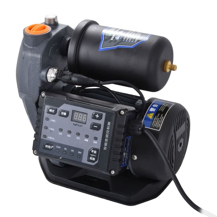 FUJ-WZB380 Frequency Conversion Automatic Pressure Regulating Pump Household Self Priming Booster Water Well Pump
