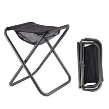 Folding Fishing Chair Lightweight Picnic Camping Chair Bag Thicken Foldable Outdoor Portable Easy To Carry Outdoor Furniture New