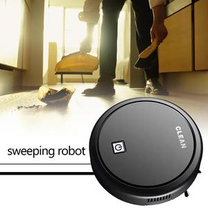 Image 2 - ALLOET Multifunctional Robot Vacuum Cleaner 3 in 1 Dry Wet Intelligent Sweeping Robot Auto Rechargeable Vacuum Cleaner for home