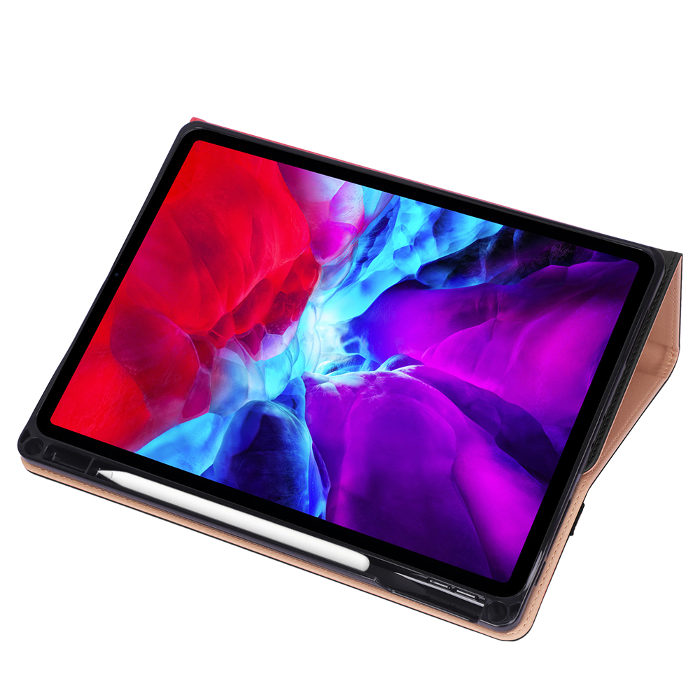 Pro inch Case For Business 2020 Case Smart Smart iPad Leather Funda for Case 12.9 9 12