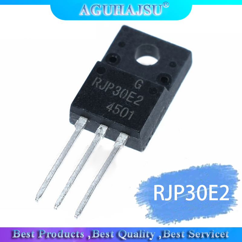 10PCS RJP30E2 RJH30E2 TO-220F The New Quality Is Very Good Work 100% Of The IC Chip